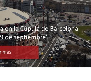 El Museo del Deporte estará en la Cúpula de Barcelona del 27 de julio al 9 de septiembre