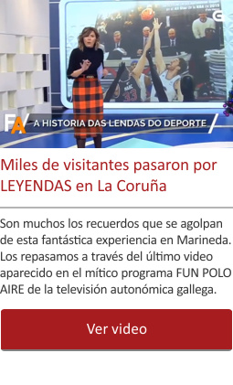 Miles de visitantes pasaron por LEYENDAS en La Coruña