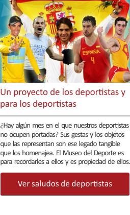 Un proyecto de los deportistas y para los deportistas