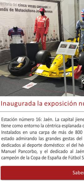 Inaugurada la exposición número 16 de LEYENDAS