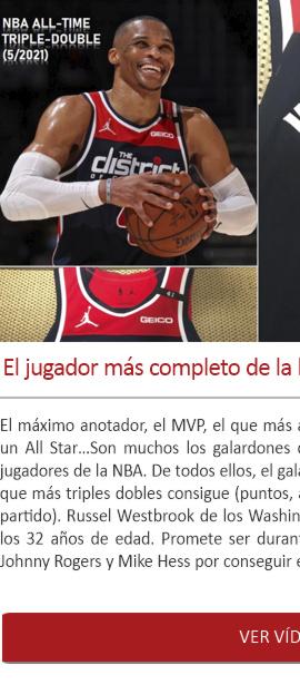 El jugador más completo de la historia de la NBA en el Museo